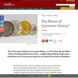 The Return of Economic History?