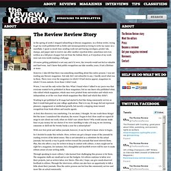 The Review Review Story