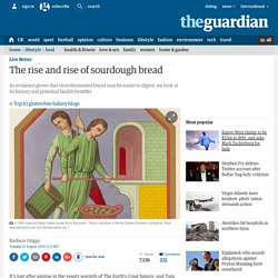 The rise and rise of sourdough bread