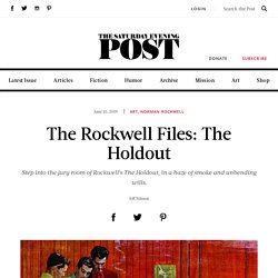 The Rockwell Files: The Holdout