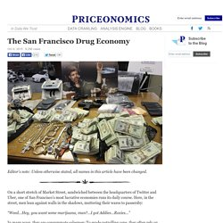 The San Francisco Drug Economy