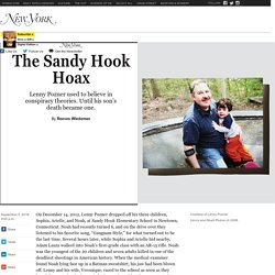 2016/09 [NYmag] The Sandy Hook Hoax
