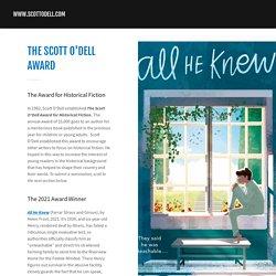 The Scott O'Dell Award