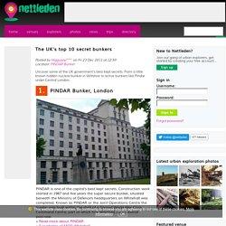 The UK's top 10 secret bunkers - Articles