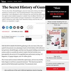 The Secret History of Guns - Magazine