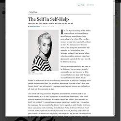 The Self in Self-Help