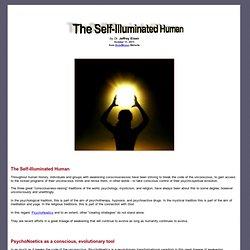 The Self-Illuminated Human