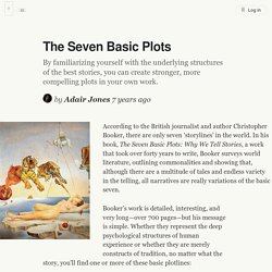 The Seven Basic Plots: Christopher Booker Examines Common Narratives in Storytelling