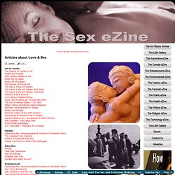The Sex eZine