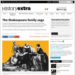 The Shakespeare family saga