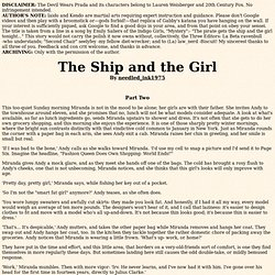 The Ship and the Girl 2