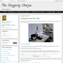 The Shopping Sherpa
