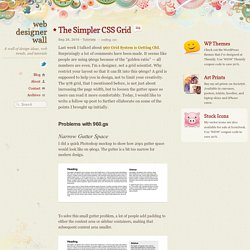 The Simpler CSS Grid