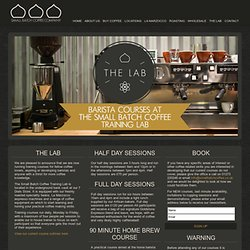 Small Batch Coffee Company