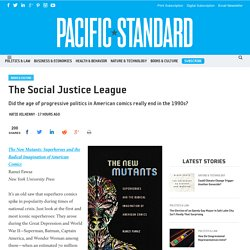 The Social Justice League