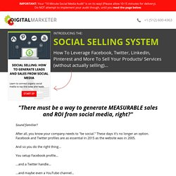 The Social Selling System