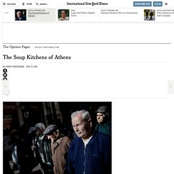 The Soup Kitchens of Athens