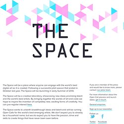 The Space | Arts 2012 – live, free and on demand.