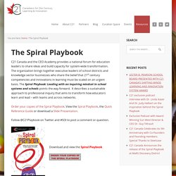 The Spiral Playbook