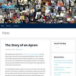 The Story of an Apron