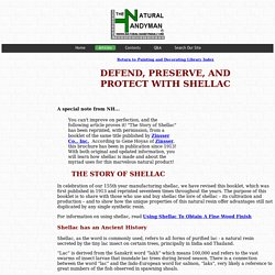 The Story of Shellac