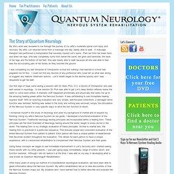 The Story of Quantum Neurology