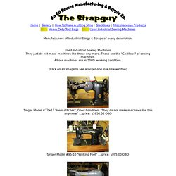 The Strapguy -