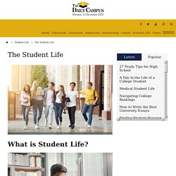 The Student Life - The Daily Campus