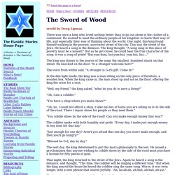 The Sword of Wood