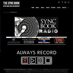 The Sync Book – Always Record
