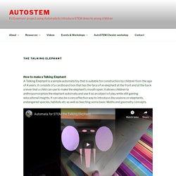 The Talking Elephant – AutoSTEM