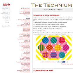 The Technium