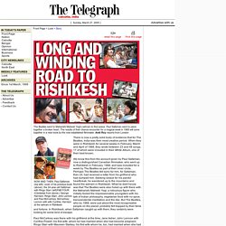 The Telegraph - Calcutta : Metro