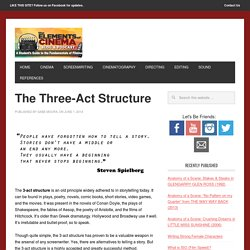 The Three-Act Structure