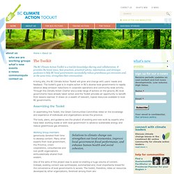 BC Climate Action Toolkit