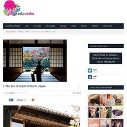 top sights of kyoto