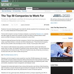 The Top 50 Companies to Work For
