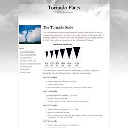 The Tornado Scale