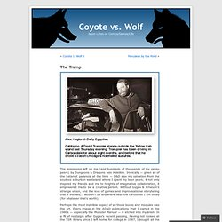 The Tramp « Coyote vs. Wolf