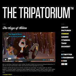 The Saga of Biôrn - StumbleUpon