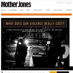 The True Cost of Gun Violence in America