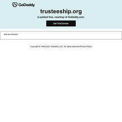 The Trusteeship Institute