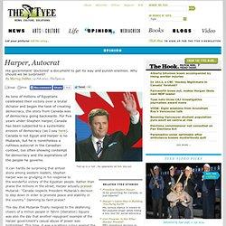 Harper, Autocrat