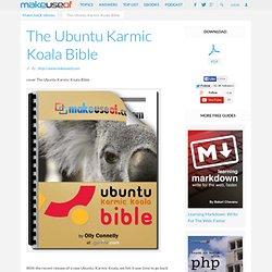 The Incredible Guide to NEW Ubuntu (Karmic Koala) [PDF]