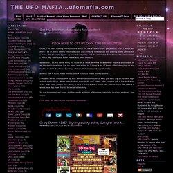 The UFO Mafia