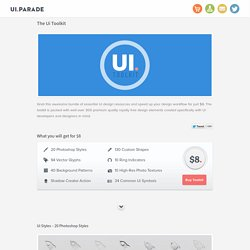 The Ui Toolkit