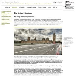 *****The UK: Building a picture / changing places /