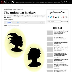 The unknown hackers