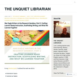The Unquiet Librarian