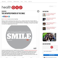 The Untapped Powers of the Smile